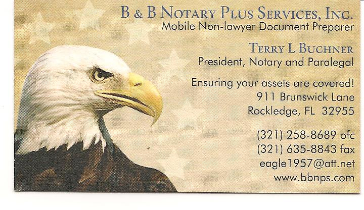 Notary and legal Services
