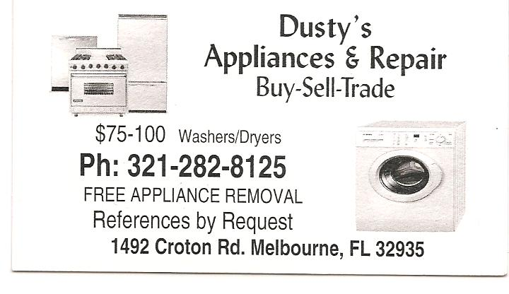 Appliances and Repair