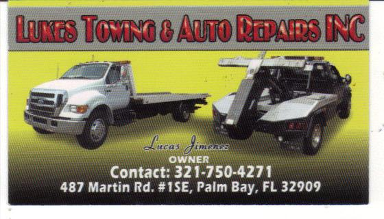 Towing and auto repair