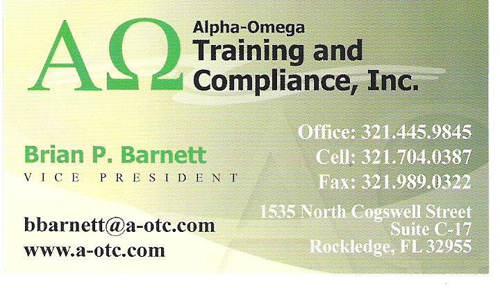 Training and Compliance
