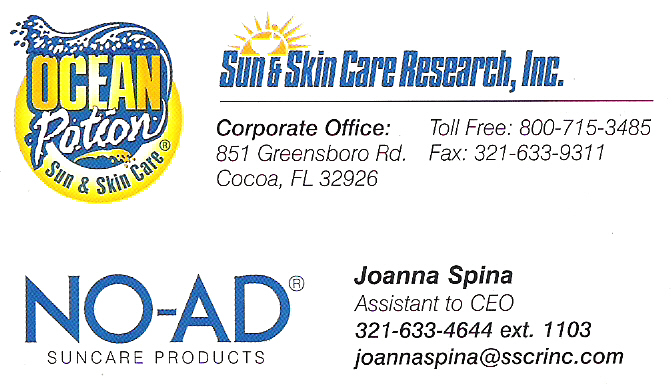 Sun Screen Products